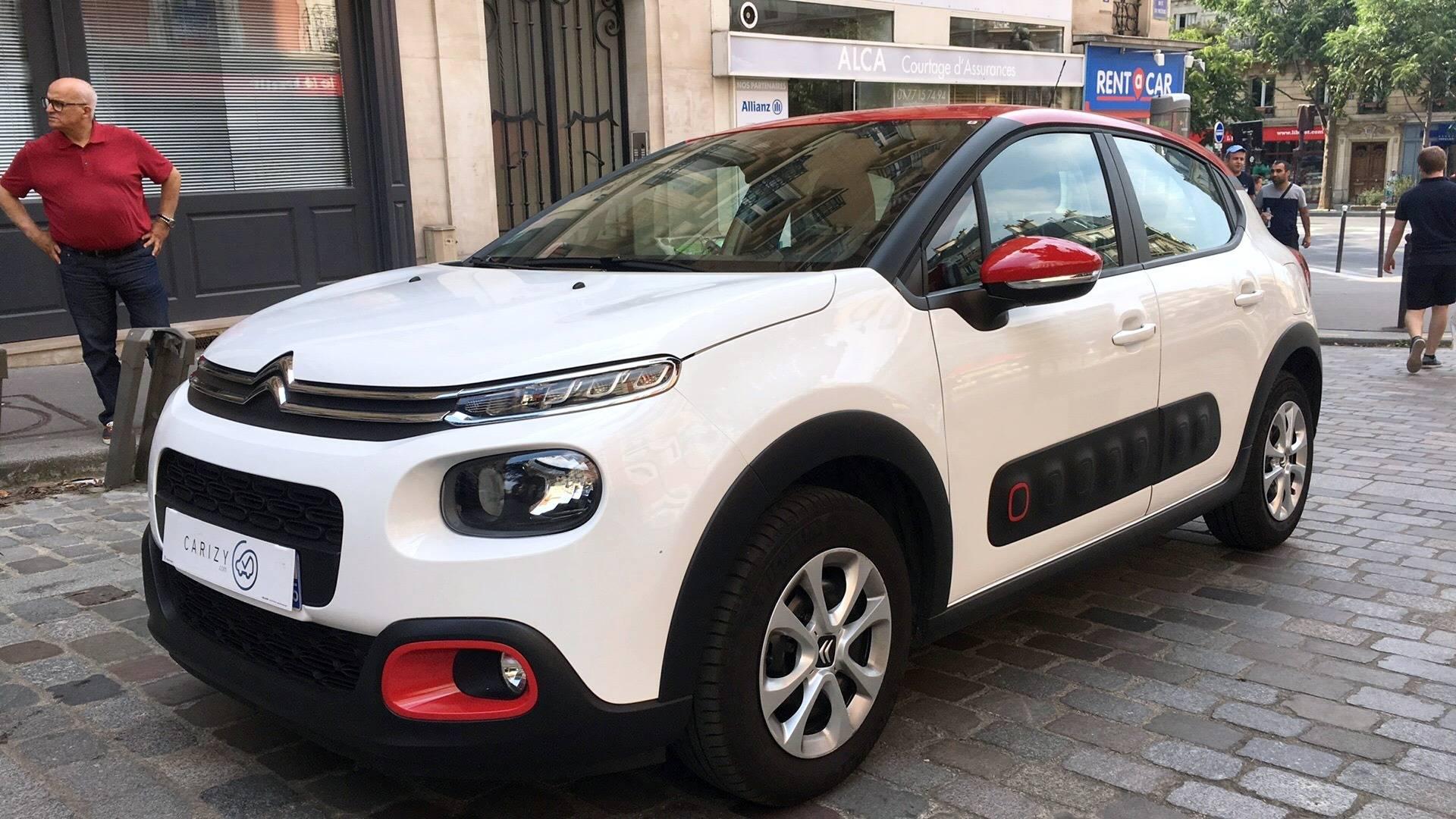 Citroën neuve